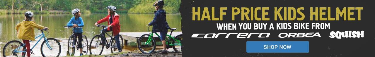 Half Price Kids Helmet