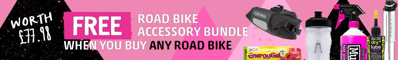 Free Road Bike Bundle