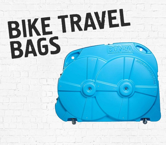 Bike Travel Bags and Boxes