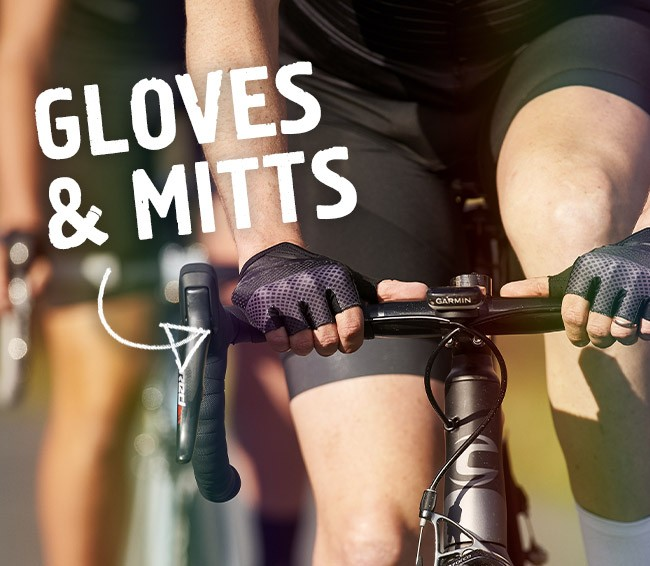 Cycling Gloves and Mitts