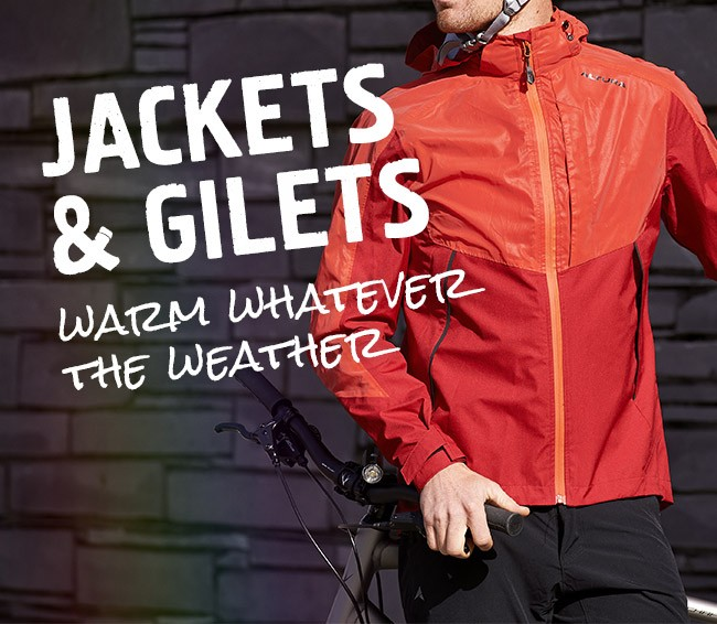 Clothing Jackets and Gilets