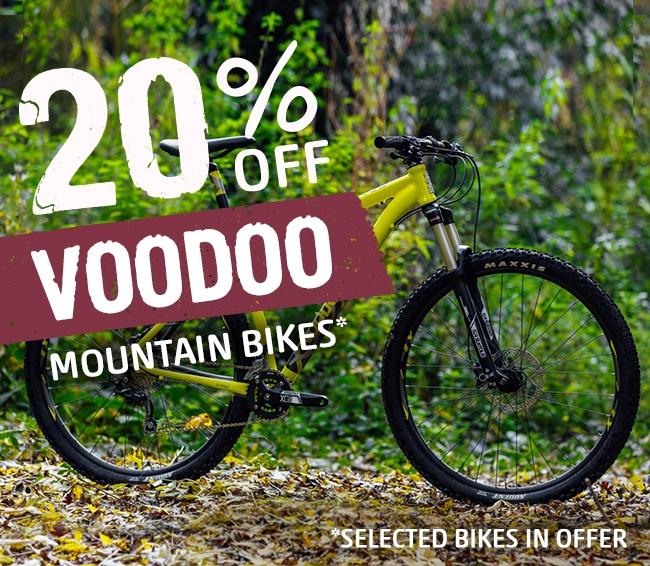 View Voodoo Mountain Bikes