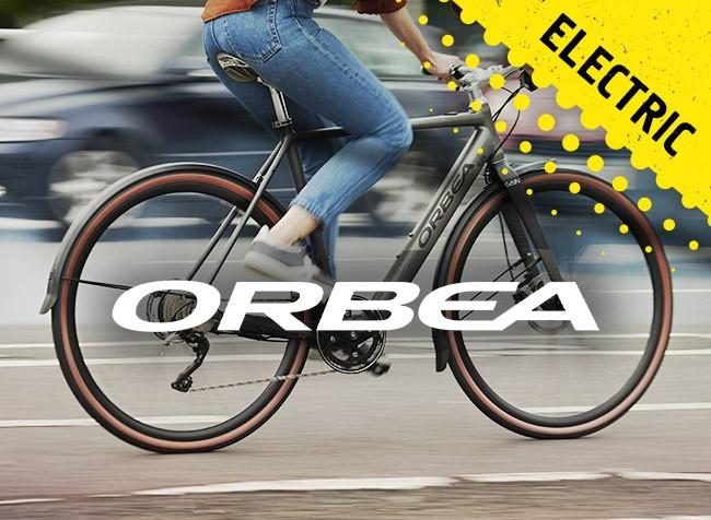 Orbea Electric Bikes