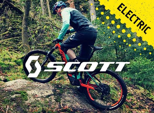 Scott Electric Bikes