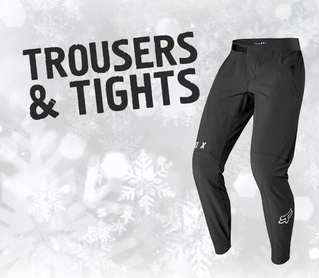 Trousers and Tights