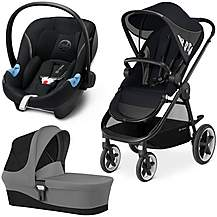 image of Cybex Balios M Travel System Bundle