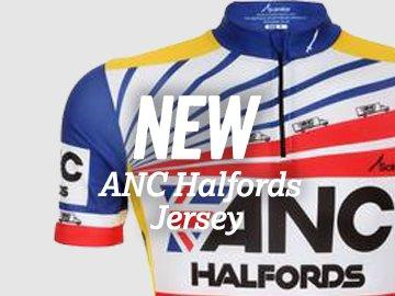 New - ANC Halfords Jersey