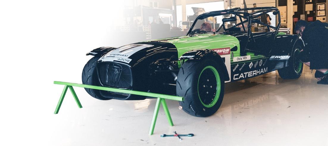 Caterham motorsport