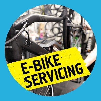 E-bike Servicing