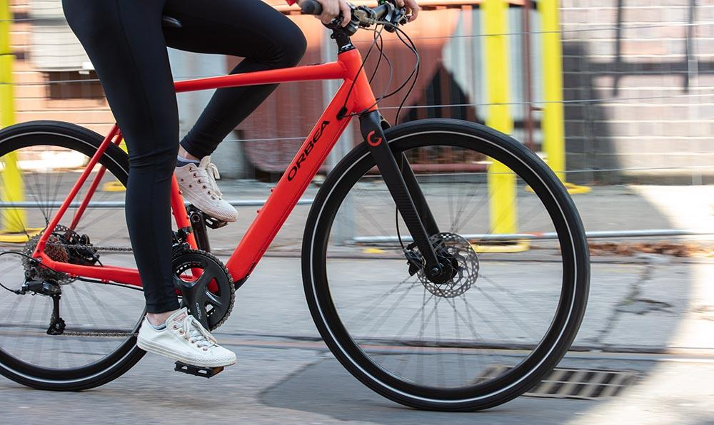 Orbea gain electric hybrid bike