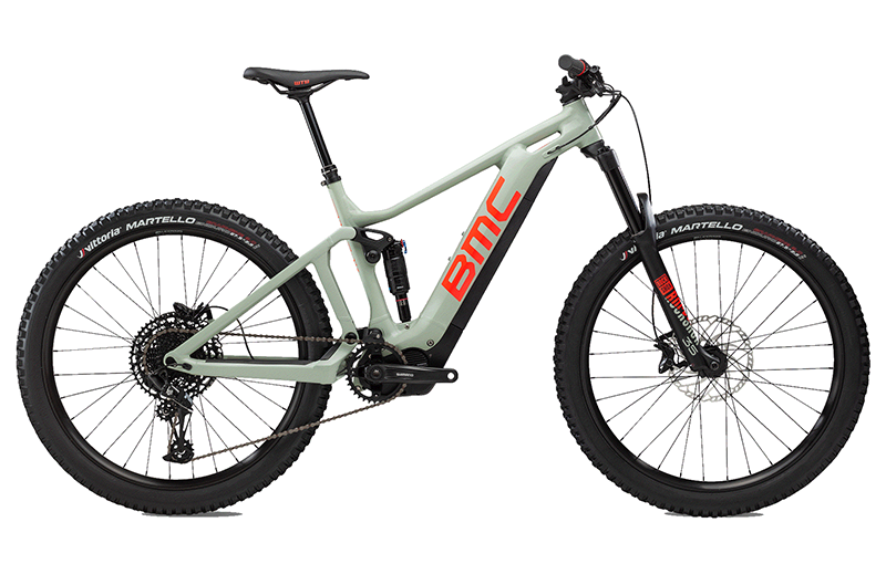BMC Electric Mountain Bike