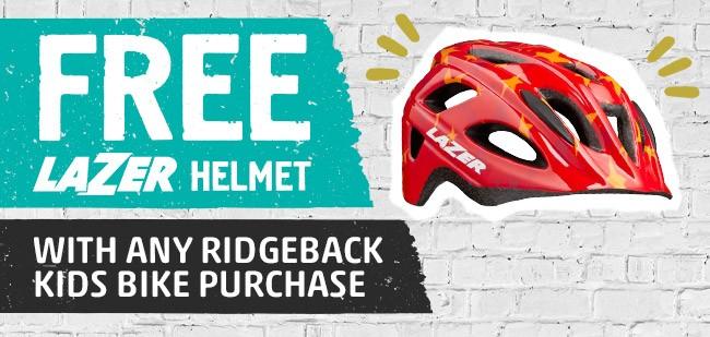 Free Kids Lazer Helmet