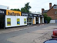 Halfords Autocentre Acocks Green