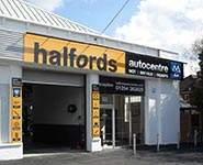 Halfords Autocentre Andover