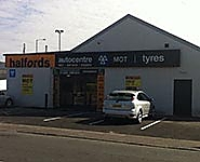 Halfords Autocentre Ayr