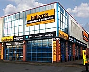 Halfords Autocentre Bangor