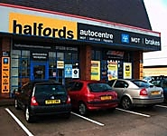 Halfords Autocentre Barrow-in-Furness