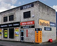 Halfords Autocentre Bath