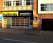 Halfords Autocentre Birmingham (Holloway Head)