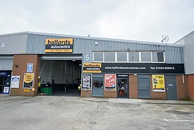 Halfords Autocentre Bognor Regis