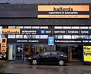 Halfords Autocentre Bolton (Manchester Road)
