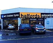 Halfords Autocentre Bournemouth