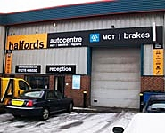Halfords Autocentre Bridgwater