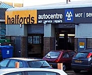 Halfords Autocentre Brighton