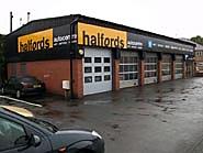 Halfords Autocentre Burton