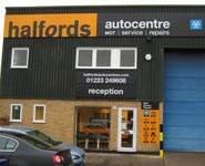 Halfords Autocentre Cambridge (Clifton Road)