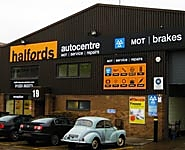 Halfords Autocentre Cambridge (Coral Park)
