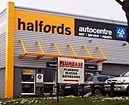 Halfords Autocentre Canterbury