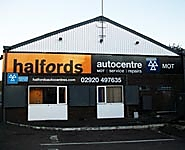 Halfords Autocentre Cardiff (Newport Road)