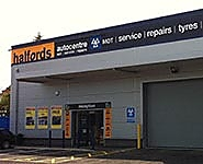 Halfords Autocentre Catford