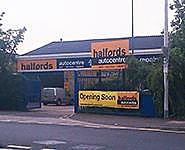 Halfords Autocentre Chadwell Heath