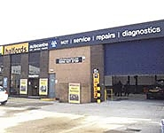 Halfords Autocentre Chingford