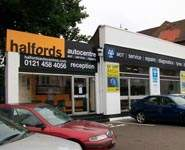 Halfords Autocentre Cotteridge