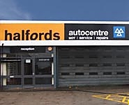 Halfords Autocentre Crewe