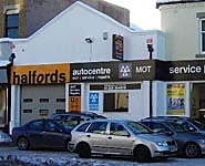 Halfords Autocentre Darlington