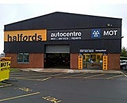Halfords Autocentre Durham