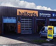 Halfords Autocentre Eastbourne