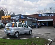 Halfords Autocentre Ellesmere Port