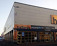 Halfords Autocentre Erdington