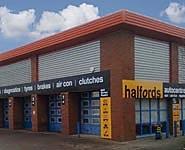 Halfords Autocentre Evesham