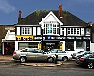 Halfords Autocentre Finchley