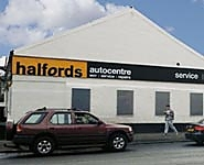 Halfords Autocentre Glasgow (Pollokshaws Road)