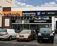 Halfords Autocentre Gloucester (Worcester St)
