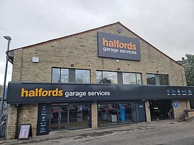 Halfords Autocentre Halifax