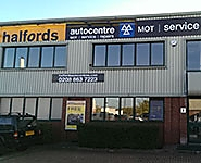 Halfords Autocentre Harrow