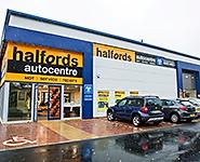 Halfords Autocentre Havant